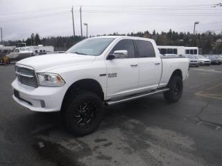 Used 2015 RAM 1500 Limited Eco Diesel Crew Cab LWB 4WD for sale in Burnaby, BC