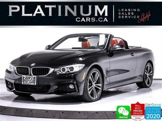 Used 2016 BMW 4 Series 435i xDrive,AWD,M Sport PKG,NAV,CAM,HEADS UP for sale in Toronto, ON