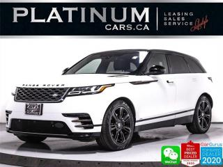 Used 2018 Land Rover Range Rover Velar P380 R-Dynamic SE,AWD,NAV,PANO,360 CAM,BLINDSPOT, for sale in Toronto, ON