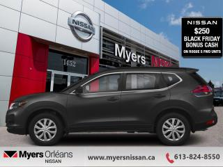 New 2020 Nissan Rogue AWD S  - Heated Seats - $201 B/W for sale in Orleans, ON