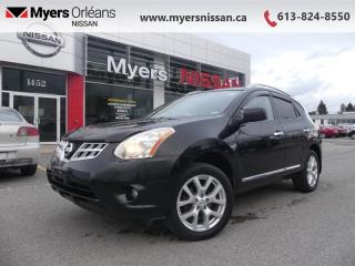 Used 2012 Nissan Rogue SL  - Sunroof -  Navigation - $91 B/W for sale in Orleans, ON