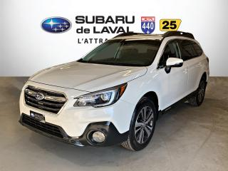 Used 2018 Subaru Outback 3.6R Limited Awd ** Cuir Toit Navigation for sale in Laval, QC