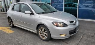 Used 2007 Mazda MAZDA3 AUTO|HATCHBACK|CRUISE CONTROL|1 OWNER for sale in Scarborough, ON