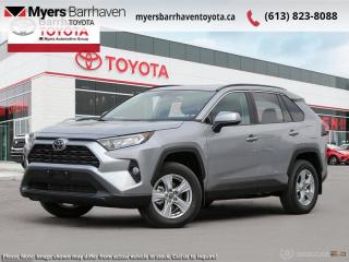New 2021 Toyota RAV4 XLE AWD  - Sunroof - $241 B/W for sale in Ottawa, ON