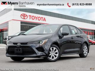 New 2021 Toyota Corolla LE CVT  - Heated Seats - $155 B/W for sale in Ottawa, ON