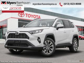 New 2021 Toyota RAV4 XLE Premium Package  - XLE Premium - $259 B/W for sale in Ottawa, ON