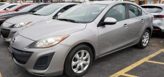 Used 2011 Mazda MAZDA3 AUTO|SEDAN|POWR LOCKS AND WINDOWS for sale in Scarborough, ON