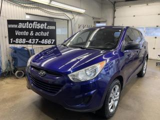 Used 2010 Hyundai Tucson FWD 4dr I4 Auto GL for sale in St-Raymond, QC