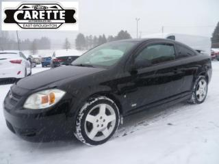 Used 2007 Chevrolet Cobalt SS for sale in East broughton, QC