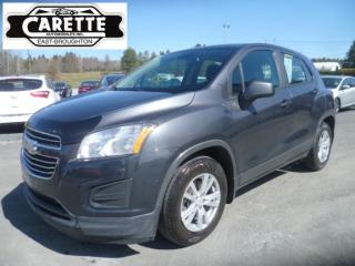 Used 2016 Chevrolet Trax 6 vitesses for sale in East broughton, QC