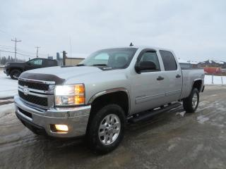 Used 2014 Chevrolet Silverado 2500 4 RM, Cabine multiplaces 153 po, LT for sale in Lévis, QC