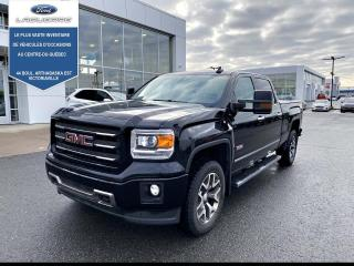 Used 2015 GMC Sierra 1500 4 RM, Cabine multiplaces , SLE for sale in Victoriaville, QC