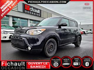 Used 2015 Kia Soul EX+  **ROUES D'HIVER INCLUS** for sale in Châteauguay, QC