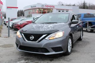 Used 2018 Nissan Sentra SV CVT for sale in Shawinigan, QC