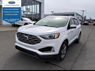 Used 2019 Ford Edge Sel Ti for sale in Victoriaville, QC