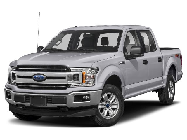 2020 Ford F-150 XLT 4WD SUPERCREW 6.5' BOX