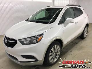 Used 2017 Buick Encore Preferred MAGS CUIR/TISSUS BLUETOOTH CAMÉRA for sale in Trois-Rivières, QC