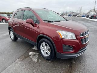 Used 2014 Chevrolet Trax LT for sale in Pintendre, QC