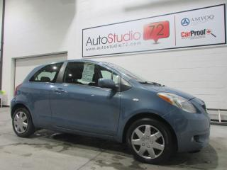 Used 2008 Toyota Yaris RECONSTRUIT**AUTOMATIQUE**A/C for sale in Mirabel, QC
