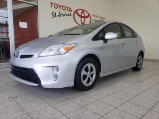 Used 2013 Toyota Prius * HYBRID * GR ELECT * CAMERA DE RECUL * for sale in Mirabel, QC