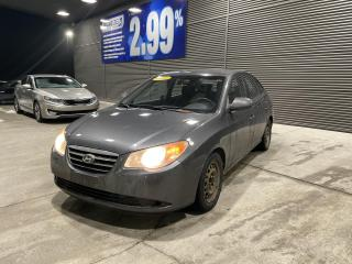 Used 2007 Hyundai Elantra 4dr Sdn Auto GL,A/C,CRUISE,BANC CHAUFFANT for sale in Mirabel, QC