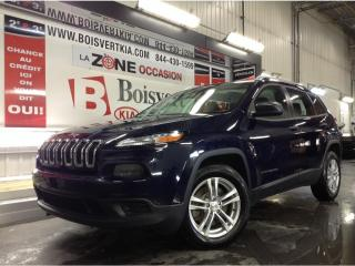 Used 2015 Jeep Cherokee FWD 4DR SPORT for sale in Blainville, QC