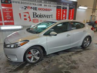 Used 2017 Kia Forte EX DÉMARREUR DISTANCE SEUL 39000 KM WOW !!!! for sale in Blainville, QC