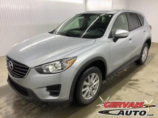 Used 2016 Mazda CX-5 GX GPS A/C MAGS *Bas Kilométrage* for sale in Trois-Rivières, QC