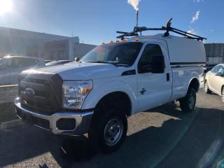 Used 2016 Ford F-350 F-350 H.D. 6.7L DIESEL 4X4 BOITE 8' SPACEKAP for sale in Montréal, QC