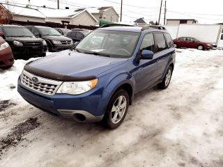 Used 2013 Subaru Forester 5dr Wgn Auto 2.5X Touring, GARANTIE 1 AN for sale in Beauport, QC
