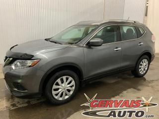 Used 2016 Nissan Rogue S AWD Caméra A/C Bluetooth *Traction intégrale* for sale in Trois-Rivières, QC