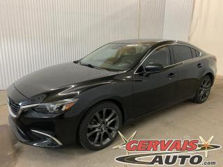 Used 2017 Mazda MAZDA6 GT Cuir GPS Toit ouvrant A/C Mags for sale in Trois-Rivières, QC