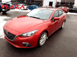 Used 2015 Mazda MAZDA3 4dr Sdn Auto GS for sale in Beauport, QC