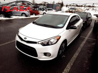 Used 2016 Kia Forte Koup 2dr Cpe Man SX for sale in Beauport, QC
