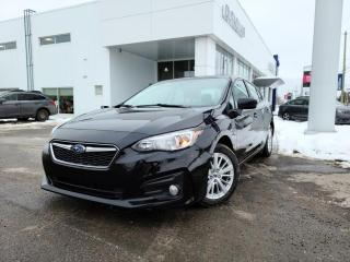 Used 2018 Subaru Impreza 2.0i Tourisme 4P for sale in Gatineau, QC
