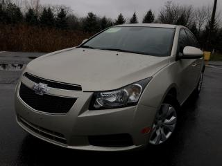 Used 2014 Chevrolet Cruze 1LT 2WD for sale in Cayuga, ON