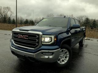 Used 2018 GMC Sierra 1500 KODIAK SLE DBLE CAB 4WD Z71 for sale in Cayuga, ON