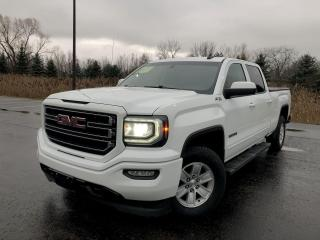 Used 2017 GMC Sierra 1500 SLE ELEVATION CREW 4WD Z71 for sale in Cayuga, ON