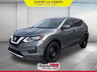Used 2017 Nissan Rogue S AWD * JAMAIS ACCIENTE* for sale in Donnacona, QC