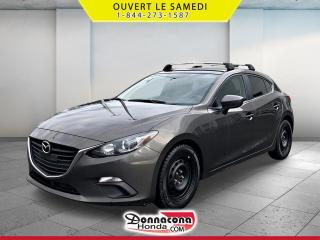 Used 2015 Mazda MAZDA3 GS * JAMAIS ACCIDENTE* for sale in Donnacona, QC