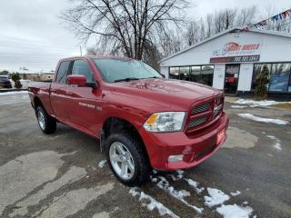 Used 2011 RAM 1500 SPORT for sale in Barrie, ON