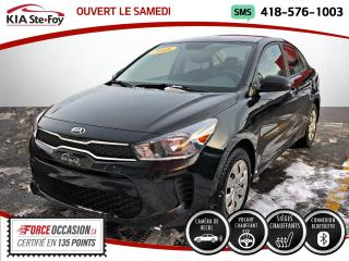 Used 2018 Kia Rio LX+* SIEGES CHAUFFANTS* VOLANT CHAUFFANT for sale in Québec, QC