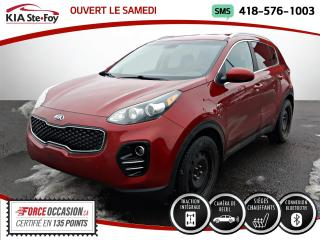 Used 2017 Kia Sportage LX* SIEGES CHAUFFANTS* CAMERA DE RECUL* for sale in Québec, QC