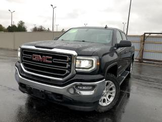 Used 2017 GMC Sierra 1500 SLE CREW 4WD Z71 for sale in Cayuga, ON