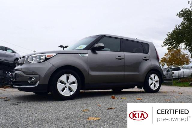 2016 Kia Soul EV Luxury