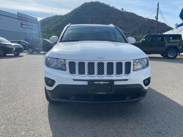 2016 Jeep Compass North 4X2