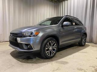 Used 2018 Mitsubishi RVR GT AWC AWD 4WD CUIR ET ENCORE GARANTIE!! for sale in Sherbrooke, QC