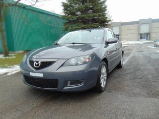 Used 2008 Mazda MAZDA3 *******AUTOMATIQUE********TOIT OUVRANT** for sale in St-Eustache, QC