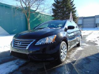 Used 2014 Nissan Sentra ******TOIT OUVRANT******PNEUS HIVER***** for sale in St-Eustache, QC