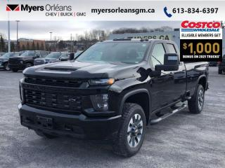 New 2021 Chevrolet Silverado 2500 HD Custom  - Assist Steps for sale in Orleans, ON